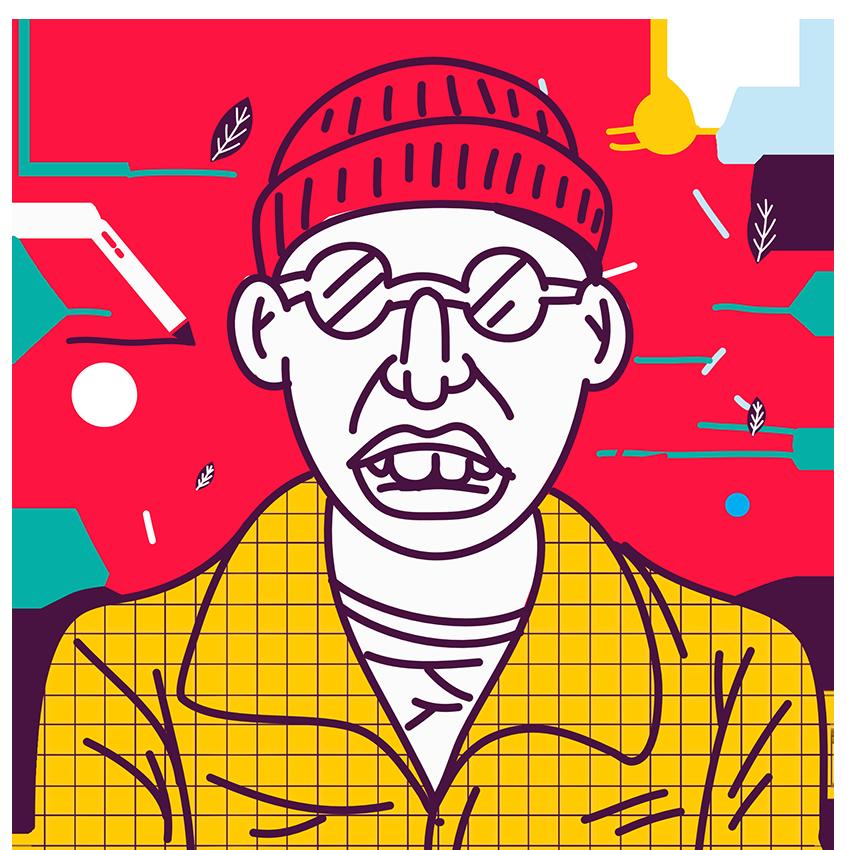 Joe Sacco, novelista gráfico y maestro de Latinográficas 2020
