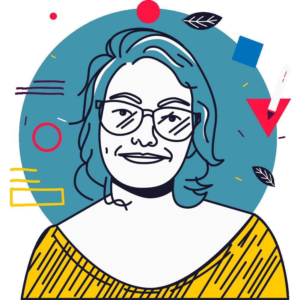 Johanna Osorio Herrera, periodista y becaria de Latinográficas 2020