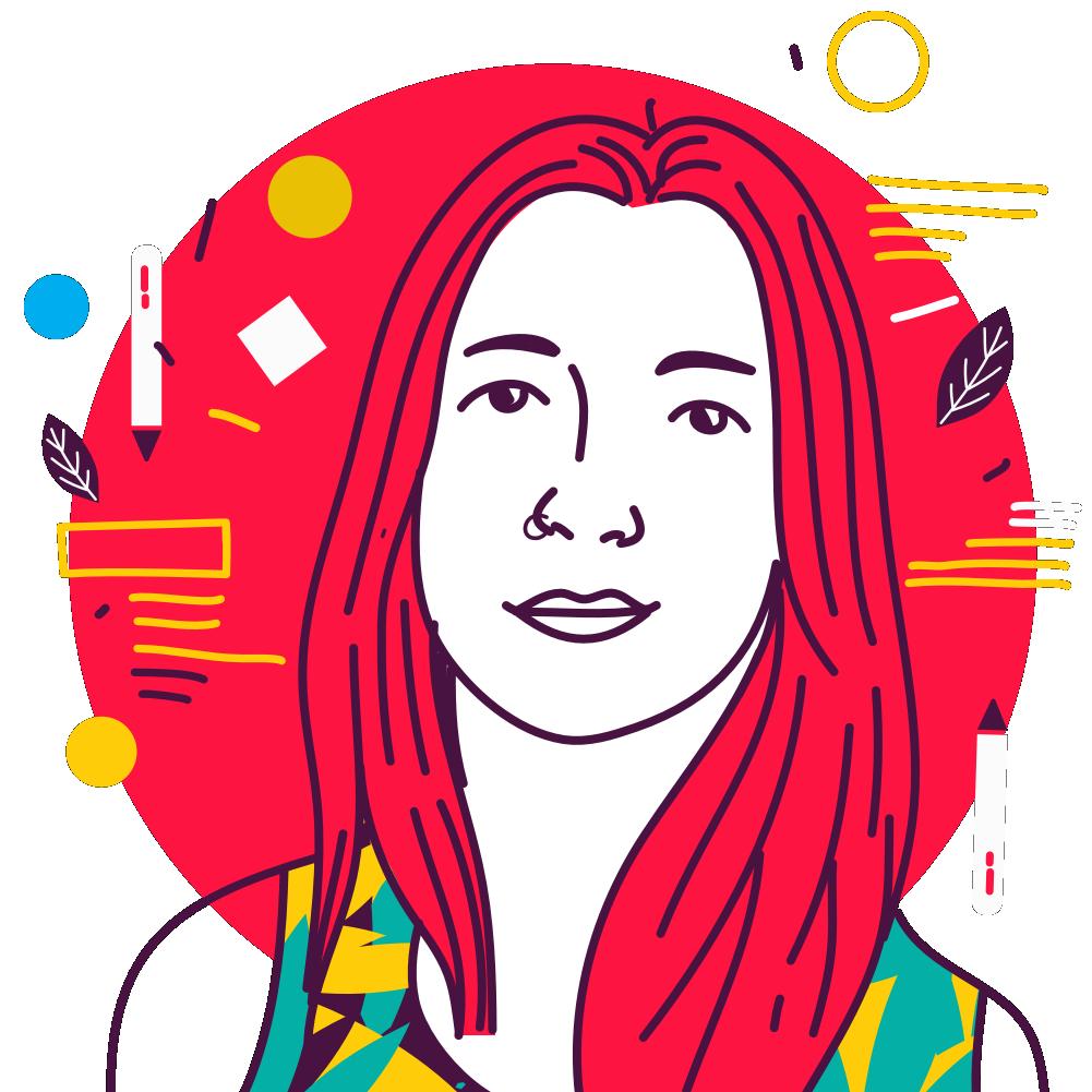 Maria José Mesias, ilustradora y becaria de Latinográficas 2020