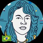 Priscila de Paula Dias<br>🇧🇷<br>Postuló por Le Monde Diplomatique Brasil y Women in Times of Pandemic